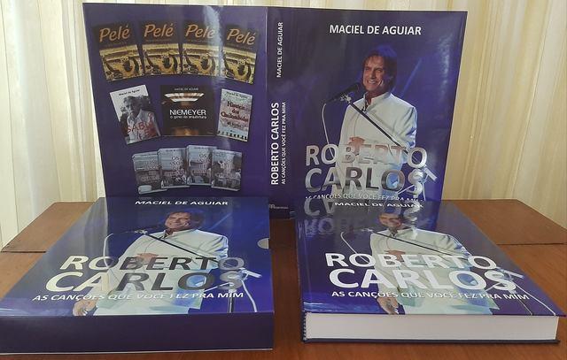 oram cinquenta anos de muita labuta, entre os anos de 1969 a 2019, até a conclusão do livro Roberto Carlos - As canções que você fez pra mim