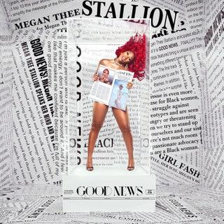 Megan Thee Stallion - Good News Music Album Reviews