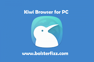 Kiwi Browser for PC
