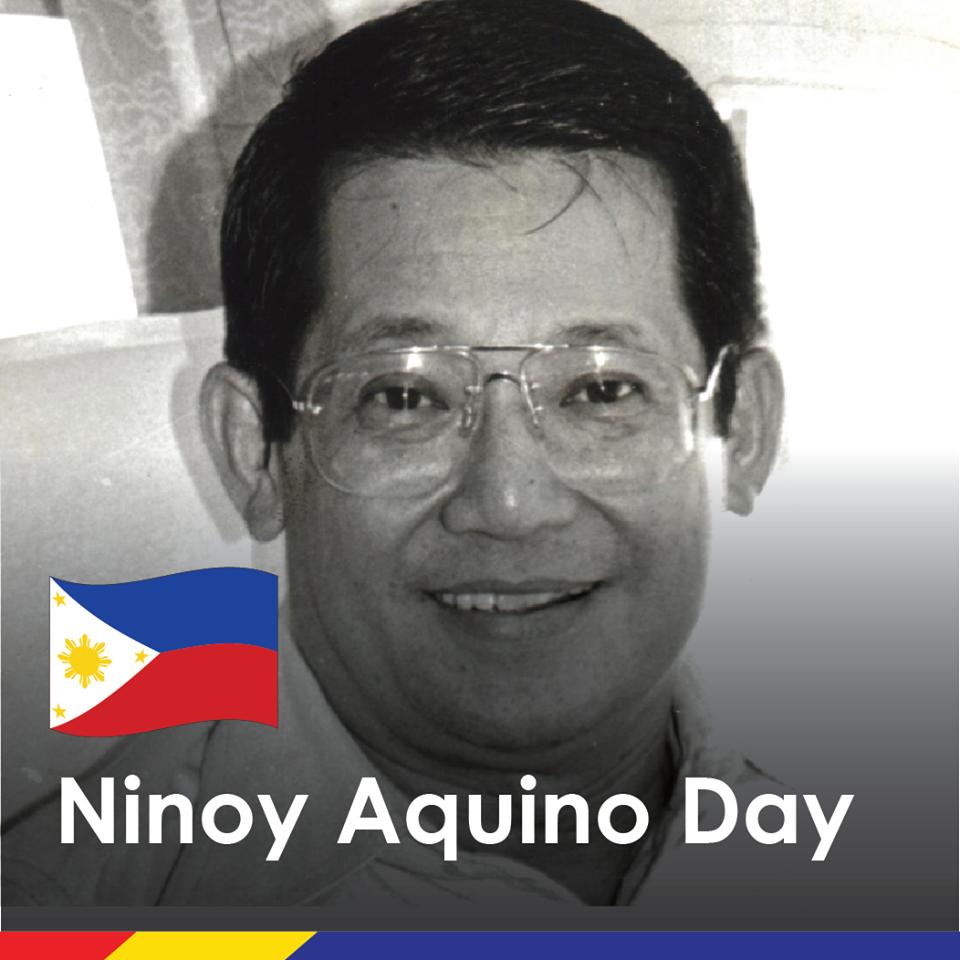 Ninoy Aquino Day