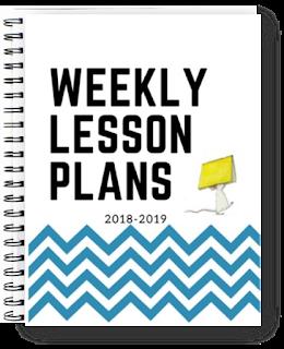 teacher binder, monthly newsletters, MrsQuimbyReads