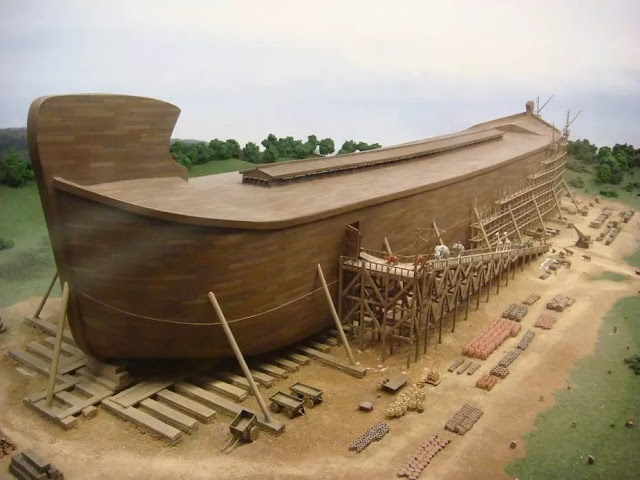 65 Unknown Facts About Noah and His Ark