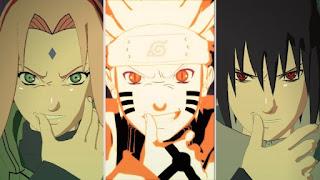 Naruto Ninja Storm 4 Rilis Trailer