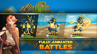 Neo Monster MOD APK Terbaru for Android v Neo Monster MOD APK Terbaru for Android v2.1.1 (MEGA MOD)