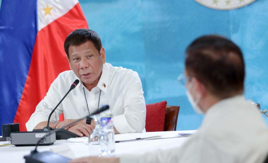 Duterte approves COVID-19 national vaccine roadmap