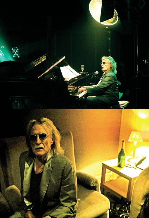 around midnight franck chevalier Christophe studio davout live acoustique intime