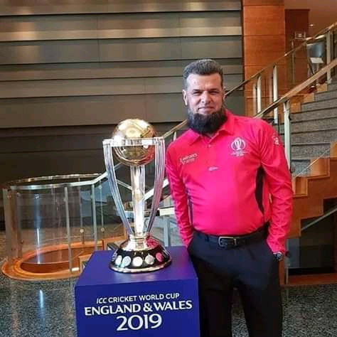 ALEEM SARWAR DAR TO RETIRE FROM UMPIRING   CRICKET WORLD CUP 2019 WILL BE HIS LAST APPEARANCE