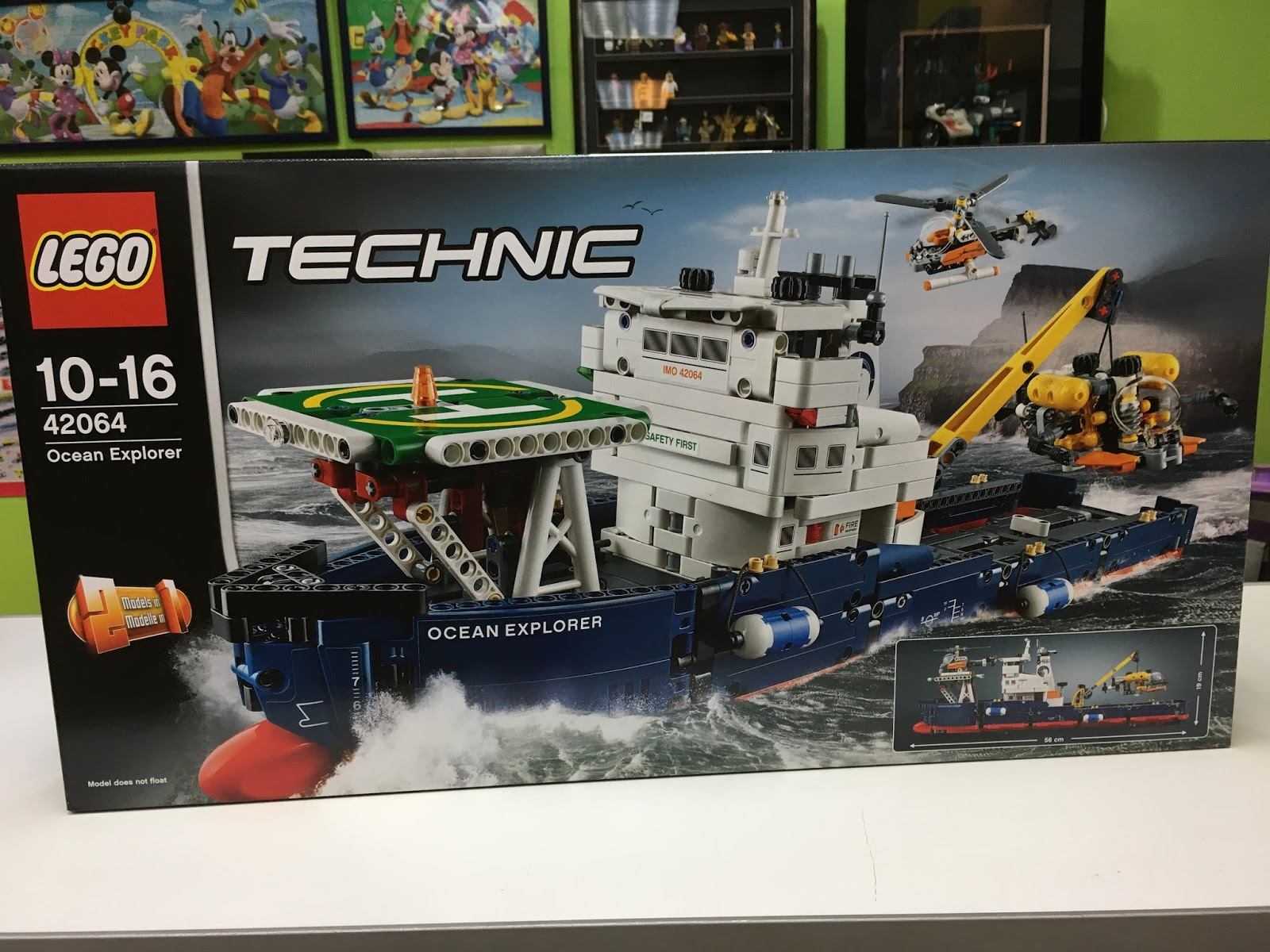 Detoyz Shop 2017 Lego Creator Technic Sets New Arrival 42064 Ocean Explorer These And Are In Our Now To Order Click Here