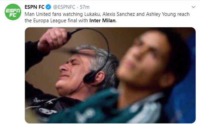 """Lukaku cú đúp, Inter đại thắng: Báo chí """"đá xoáy"""" MU, Solskjaer muối mặt 4"""