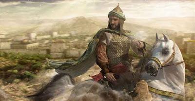 نور الدين محمود زنكى منقذ قبر النبي