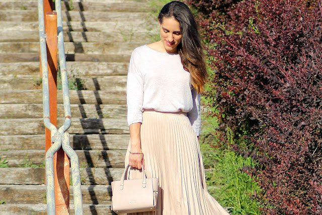 outfit color beige