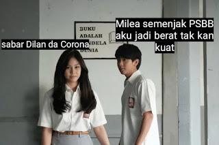 MEME Dilan
