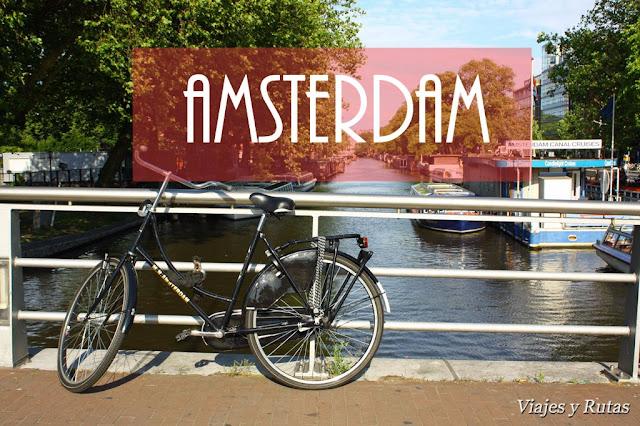 Qué ver 2 días en Amsterdam