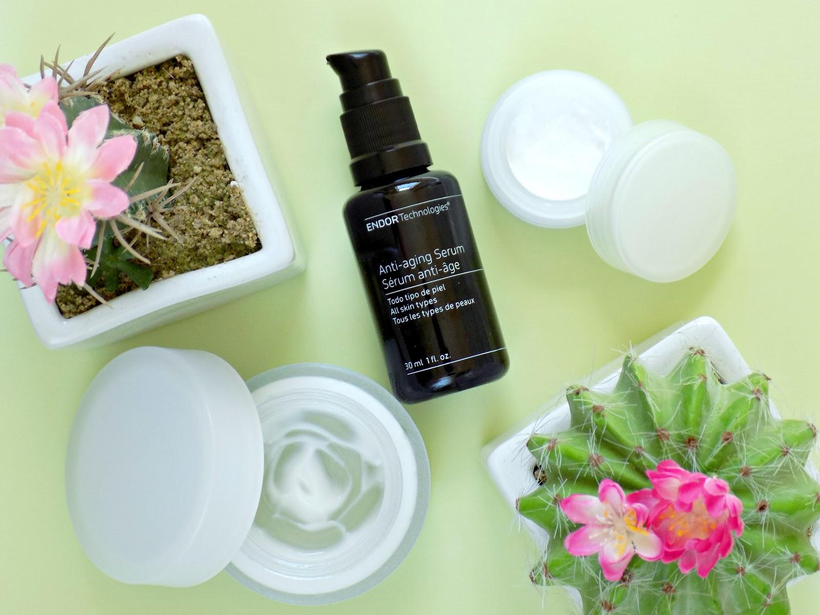 Elénzia skincare by ENDOR Technologies