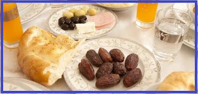 نصائح للبقاء بصحة جيدة في رمضان