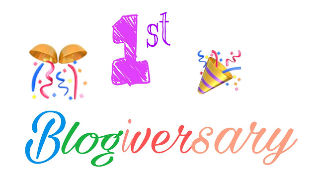 1 year of blogging
