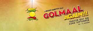 Golmaal Again First Look Poster 1
