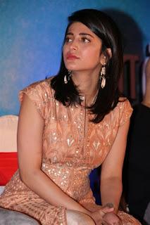Actress Shruthi Hasan Pictures at Sabash Naidu Press Meet  0007.jpg