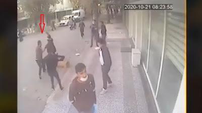 ڤیدیۆ.. کوشتنی مێردمنداڵێکی کۆچبەری سوری لە تورکیا