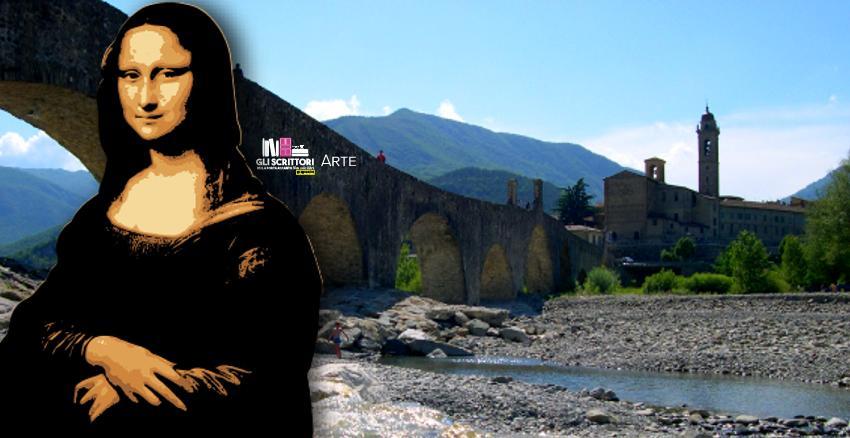 Bobbio, il Ponte Gobbo e i misteri della Gioconda