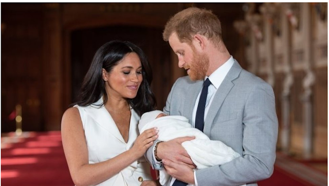 Meghan settles lawsuit with Splash UK firm over Archie images