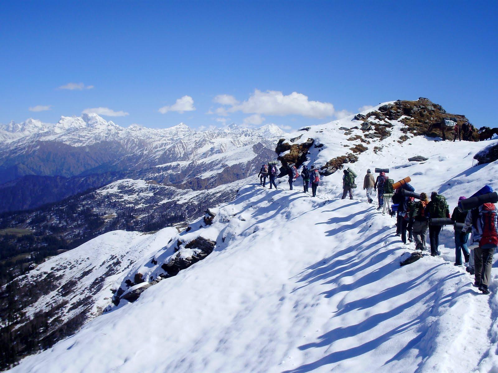 Kedarkantha trek in uttarakhand guide