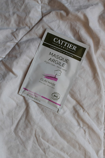 Masque Argile Rose - Clay Mask - Cattier