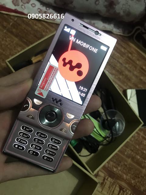 Điện thoại Sony Ericsson cổ W995i_5