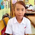 Menang Lomba Lari 21 Km Tanpa Hadiah, Siswi SD di Poso Menangis