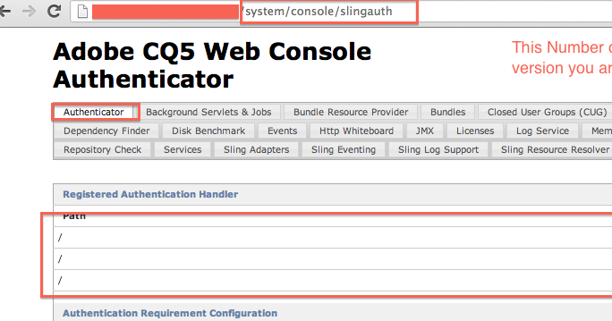 Adobe CQ/Adobe AEM: How to Create Custom Authentication