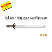 "Free GM Resource"" Roll 3d6 Roleplaying Game Resources"