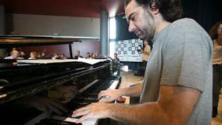 Entrevista al pianista canario David Quevedo. Revista de Radio Esperantia.