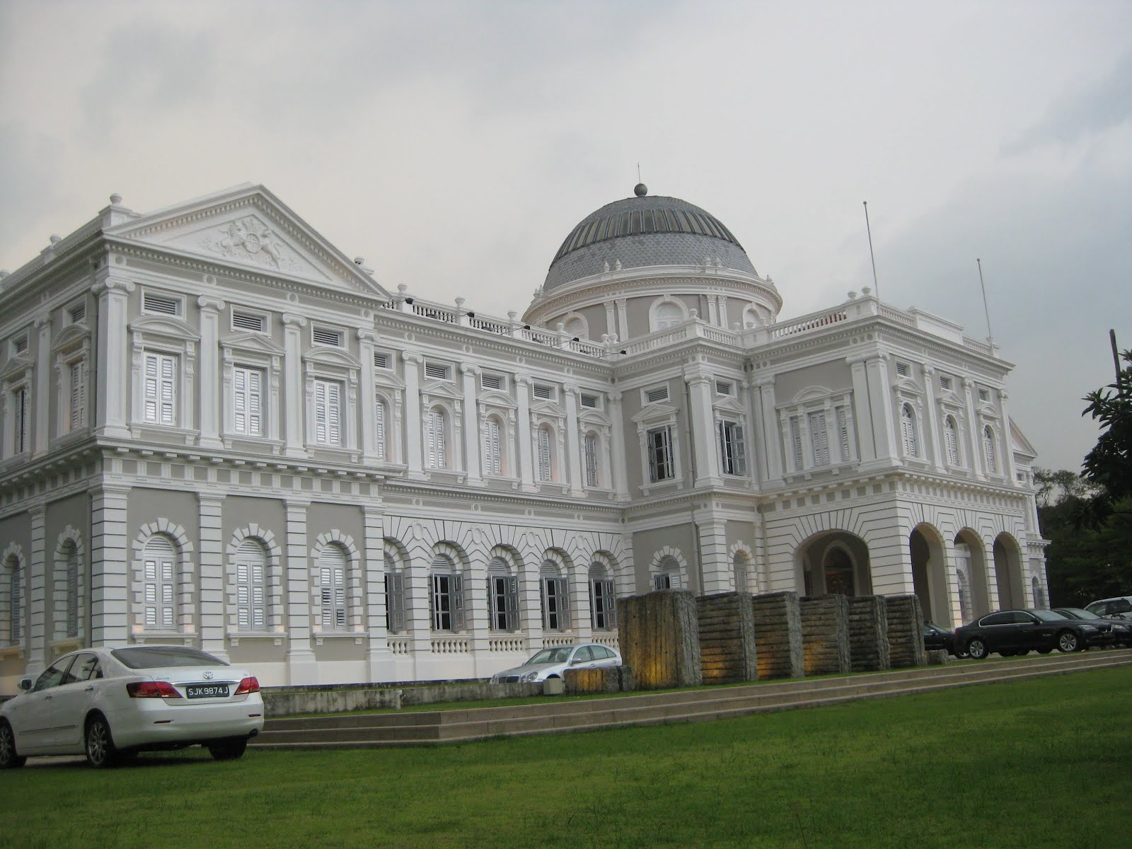 Nat'l Museum of Singapore - Traveling Tomatoes on National Museum Of Singapore  id=17540