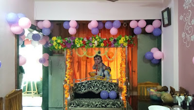 Dohale Jevan Decoration Ideas