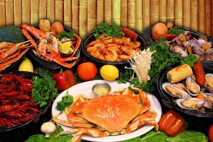 Buffet hải sản tại khách sạn InterContinental Hanoi Landmark72