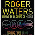 Flyer - Roger Waters en México 2016