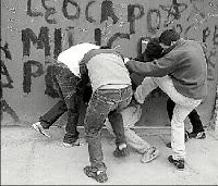 El acoso escolar: fenómeno en alza