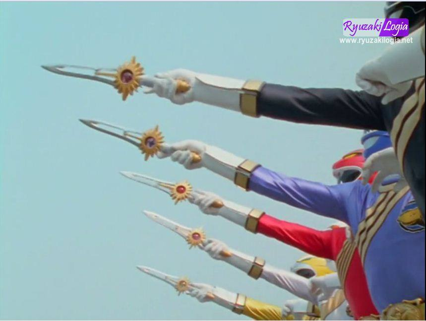 Hyakujuu sentai gaoranger episode 22 / The football players