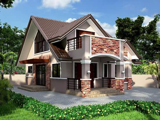 small cute house design - house interior