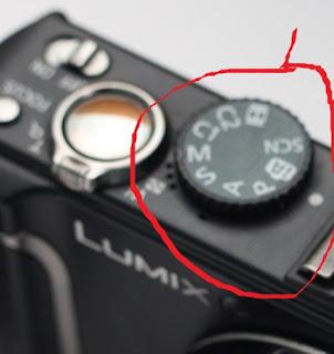 mode m kamera prosumer
