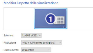 ingrandire testo e icone su Windows