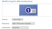 Ingrandire testo e icone su Windows senza sfocature