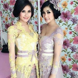 Model Dress Kebaya Pendek