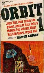 Orbit 1, edited by Damon Knight