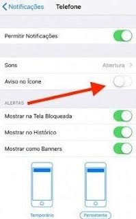 remover correio de voz iphone
