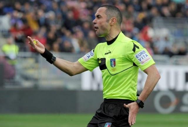 Ιταλός διαιτητής στο Ισπανία-Ελλάδα