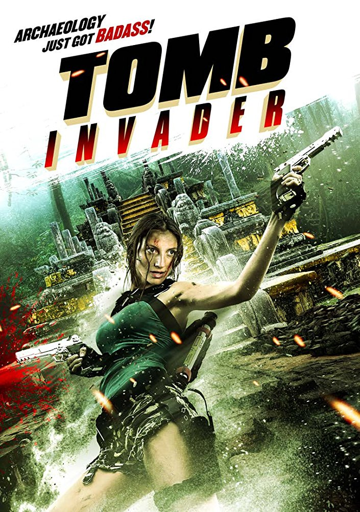 Tomb Invader [2018] [DVDR] [NTSC] [CUSTOM HD] [Latino]