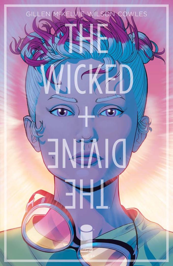 [FREE Book] PDF Download The Wicked The Divine #44 By Kieron Gillen, Jamie McKelvie & Matt Wilson