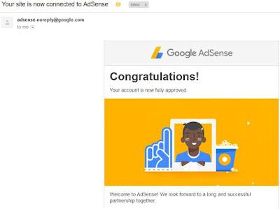 Cara Supaya Google Adsense, Approve