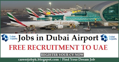 Dubai Airport jobs vacancy 2016